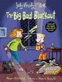 Judy Moody & Stink and the Big Bad Blackout by McDonald Megan