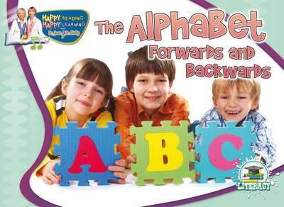 The Alphabet Forwards and Backwards by Dr Jean Feldman image