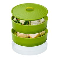 Chef'n SteamSum Stackable Steamer
