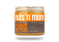 Nuts N More High Protein Spread (Peanut Butter, 454g)