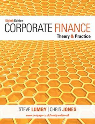 Corporate Finance by Steve Lumby image