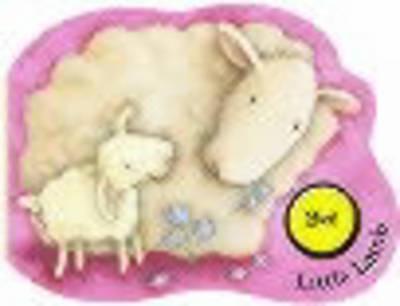Noisy Farm Babies: Little Lamb by Rebecca Harry image
