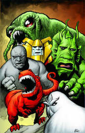Marvel Monsters image