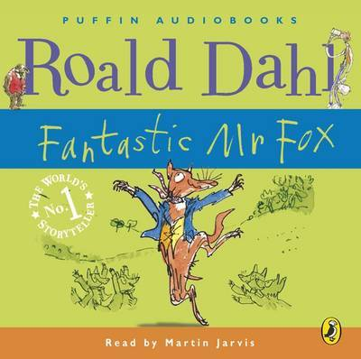 Fantastic Mr Fox by Roald Dahl image