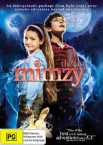 The Last Mimzy on DVD