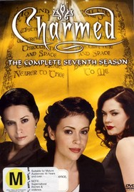Charmed - Complete 7th Season (6 Disc Set) on DVD image