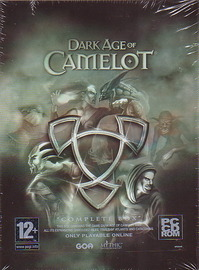 Dark Age of Camelot: Complete Box Set for PC Games