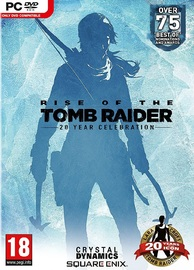 Rise of the Tomb Raider: 20 Year Celebration for PC Games