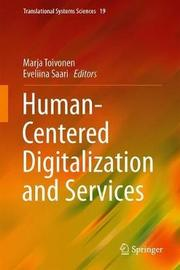 Human-Centered Digitalization and Services