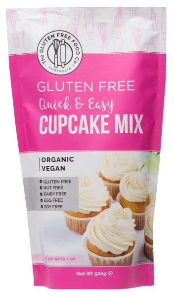 Gluten Free Cupcake Mix 500g