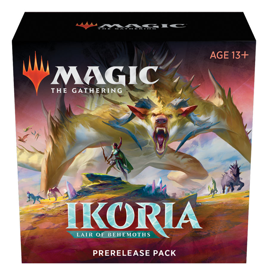 Magic the Gathering: Ikoria: Lair of Behemoths - Prerelease Pack image