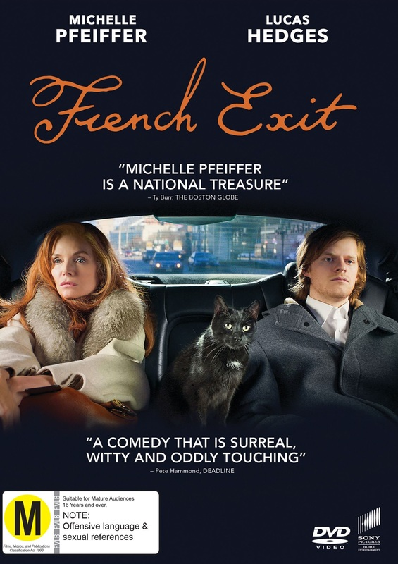 French Exit on DVD