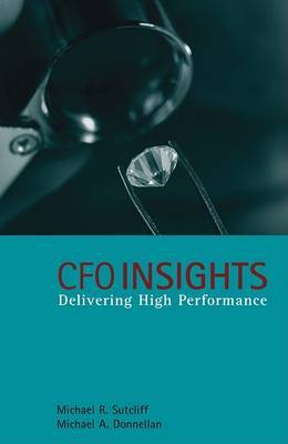 CFO Insights by Michael R Sutcliff image