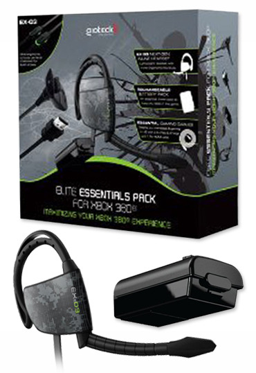 Gioteck Elite Pack for Xbox 360 for X360 image