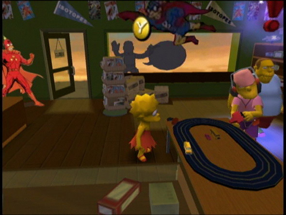 The Simpsons Hit & Run for Xbox image