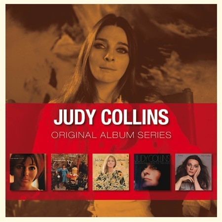 5 Albums in 1 - Original Album Series by Judy Collins