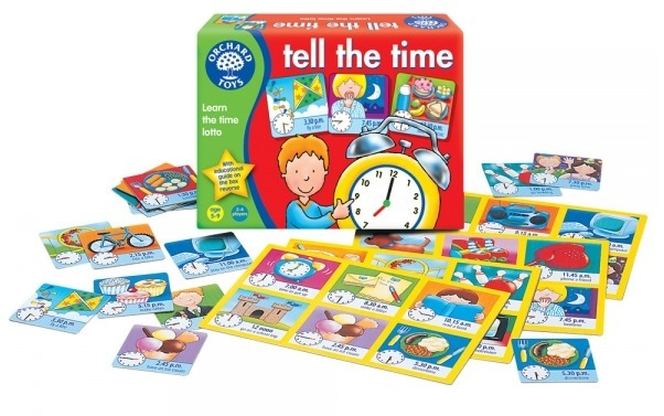 Orchard Toys: Tell The Time