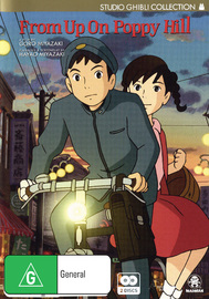 From Up On Poppy Hill on DVD