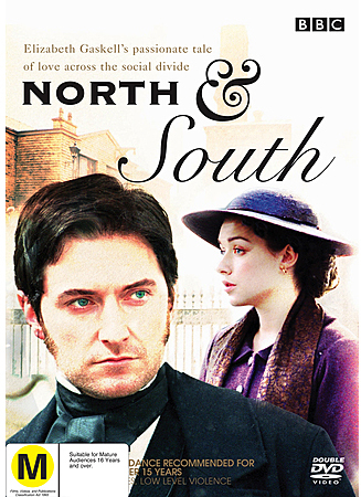 North & South on DVD