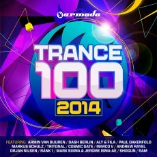 Trance 100 2014 by Various Artists