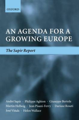 An Agenda for a Growing Europe by Andre Sapir image
