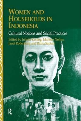 Women and Households in Indonesia by Juliette Koning image