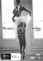 The Most Beautiful Women In Paris - 2007 on DVD