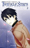 Twinkle Stars (Manga) Vol. 02 by Natsuki Takaya