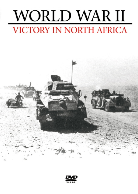 World War II - Victory In North Africa on DVD image
