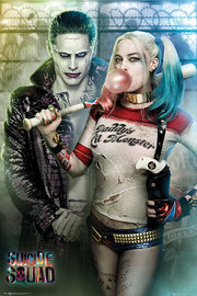 Suicide Squad Maxi Poster - Joker and Harley Quinn (583)