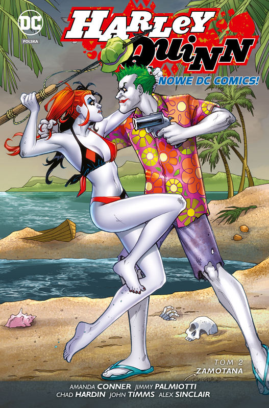 Harley Quinn Vol. 2 Power Outage (The New 52) by Amanda Conner