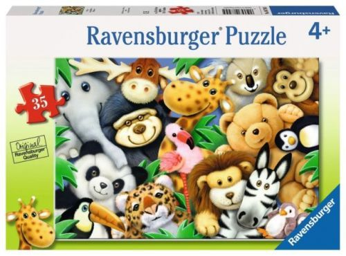Ravensburger: Softies Puzzle - 35pc
