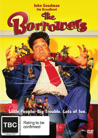 The Borrowers on DVD