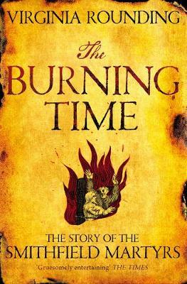 The Burning Time by Virginia Rounding image