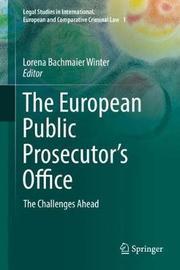 The European Public Prosecutor's Office image