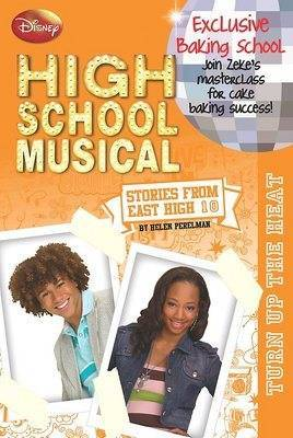 """Disney Stories from """"East High"""": v. 10: Turn Up the Heat image"""