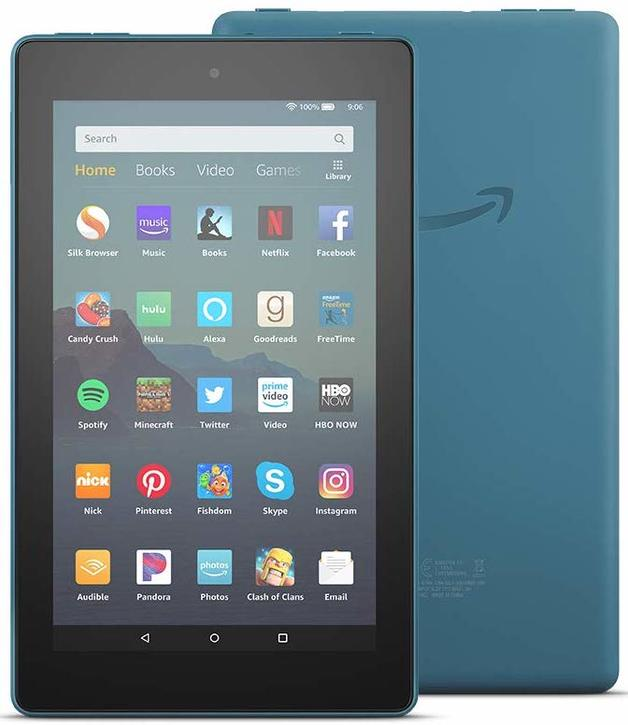 Amazon Fire Tablet HD10 32GB - Twilight Blue