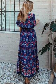 Dreamcatcher: Leslie Maxi Dress - 12