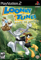 Looney Tunes: Back In Action for PS2