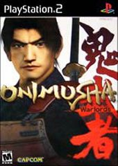 Onimusha for PlayStation 2