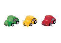 Plan Toys - Mini Cars (3 Pieces)