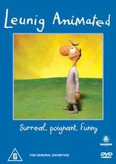 Leunig Animated - Collector's Edition (2 Discs) on DVD