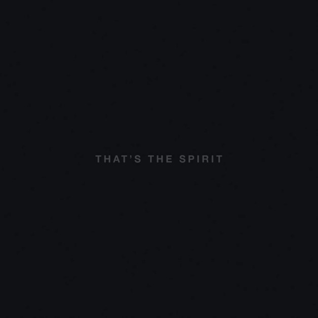 That's The Spirit by Bring Me the Horizon