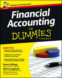 Financial Accounting For Dummies - UK by Steven Collings