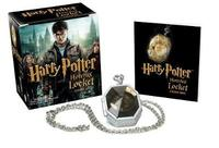Harry Potter Locket Horcrux Kit & Sticker Book