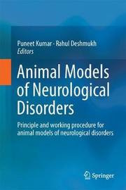 Animal Models of Neurological Disorders