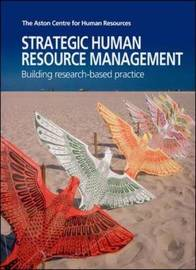 Strategic Human Resource Management by Kathy Daniels image