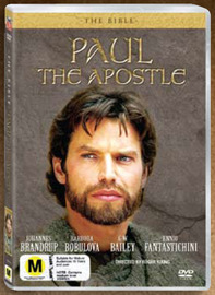 The Bible - Paul The Apostle on DVD image