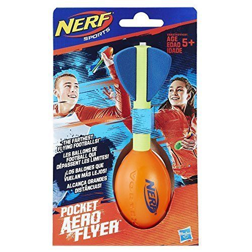 Nerf: Pocket Aero Flyer Football image