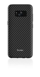Evutec Samsung S8+ AER Karbon Case with AFIX - Black